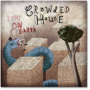 Crowded House - Time On Earth CD