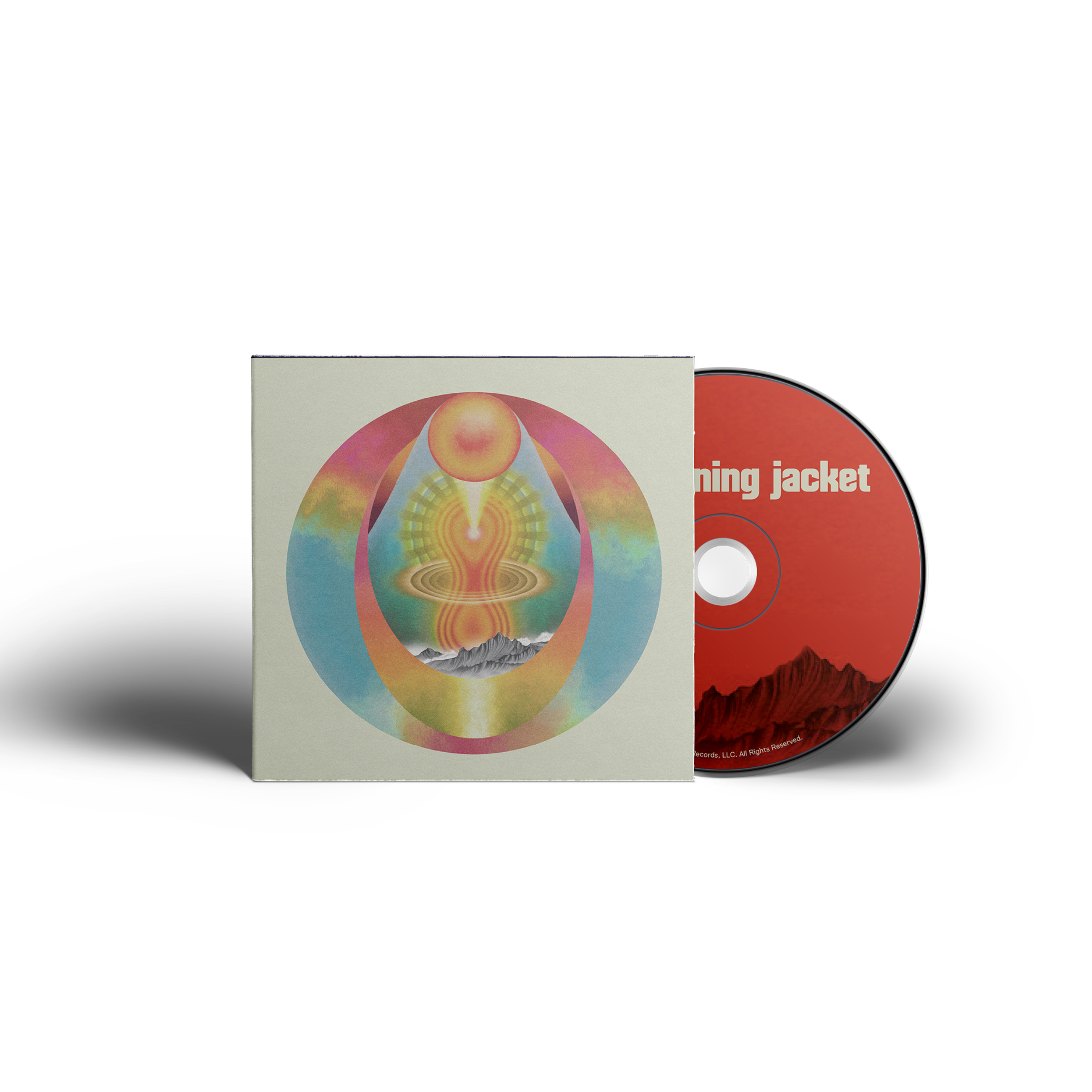 My Morning Jacket - 'My Morning Jacket' CD