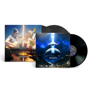 Mettavolution Live and Mettal EP Vinyl Bundle