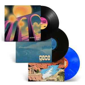 'Yol' Vinyl + 'Gece' Vinyl + 'On' Vinyl Collector's Bundle