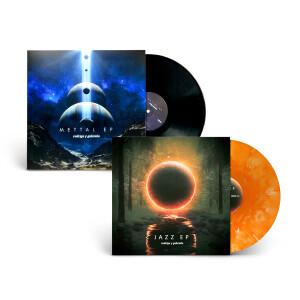 The Jazz EP Cloudy Orange Vinyl + Mettal EP