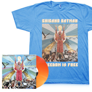 Chicano Batman - Limited-Edition Colored Vinyl + T-shirt
