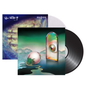 Nick Hakim - Green Twins + Where Will We Go LP Bundle