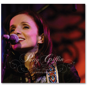 Patty Griffin: Live From The Artists Den DVD