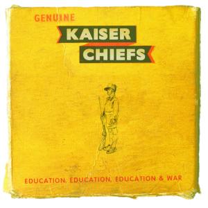 Kaiser Chiefs - Education, Education, Education & War CD + Digital