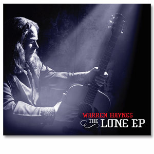 Warren Haynes - The Lone EP Digital Download