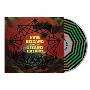 King Gizzard & The Lizard Wizard - Nonagon Infinity CD