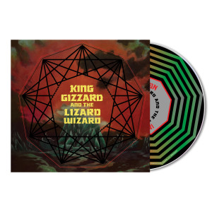 King Gizzard & The Lizard Wizard - Nonagon Infinity CD
