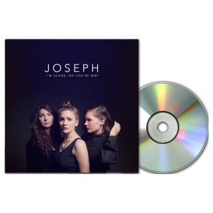 "Joseph ""I'm Alone, No You're Not"" CD"