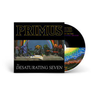 Primus - The Desaturating Seven CD