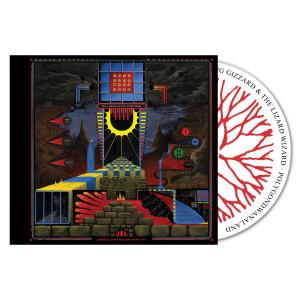 King Gizzard & the Lizard Wizard - Polygondwanaland CD