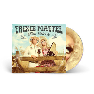 "Trixie Mattel - ""Two Birds, One Stone"" Deluxe Edition CD"