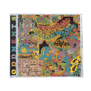 King Gizzard & The Wizard Lizard - Oddments CD