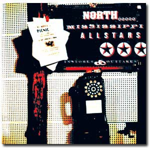 North Mississippi All Stars - Instores & Outtakes EP - CD