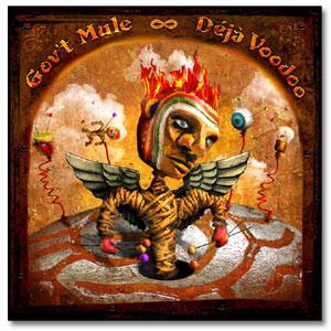 Gov't Mule - Deja Voodoo Digital Download