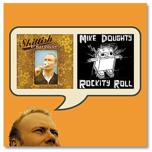 Mike Doughty - Skittish & Rockity Roll Reissues Digital Download