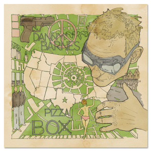 Danny Barnes - Pizza Box CD