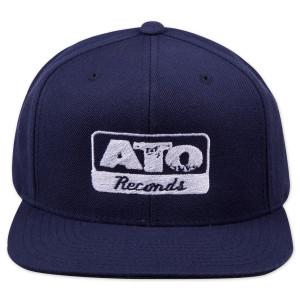 ATO Classic Snapback Hat - Navy Blue