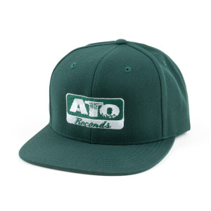 ATO Classic Snapback Hat - Forest Green