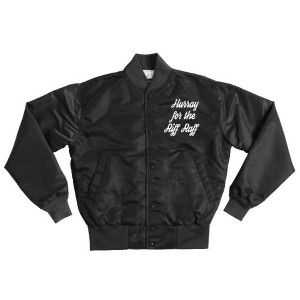 Satin Navigator Jacket