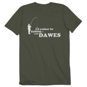 Dawes Fishing Tee