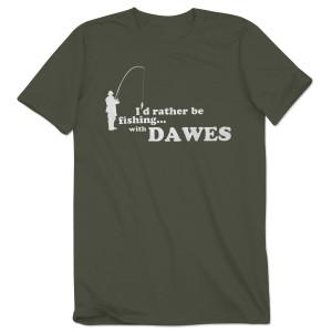 Dawes Fishing Tee