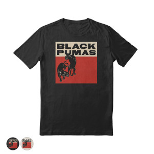 Black Pumas Deluxe – Limited Ed. T-Shirt