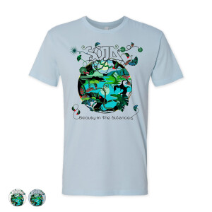 SOJA – Beauty In The Silence Limited Ed. T-Shirt