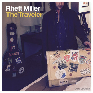 Rhett Miller with Black Prairie - The Traveler (Digital Download - MP3 or FLAC)