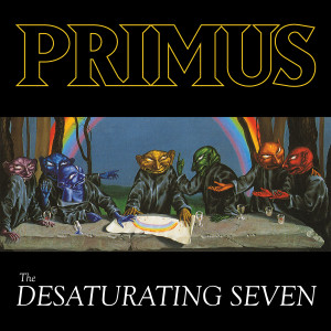 Primus - The Desaturating Seven Digital Download