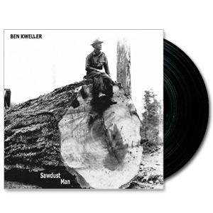 Ben Kweller - Sawdust Man 45 RPM Vinyl Single