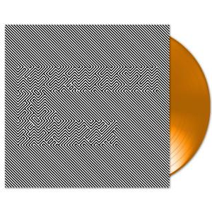 Mariachi El Bronx – Mariachi El Bronx (III) LP - Orange Day-Glo Vinyl