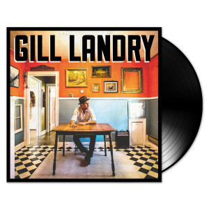 Gill Landry Black Vinyl LP