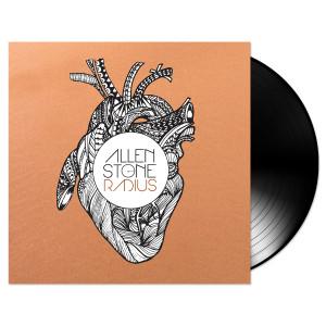 Allen Stone - Radius LP + Radius Deluxe MP3