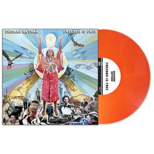 Chicano Batman - Freedom Is Free Opaque Orange Vinyl