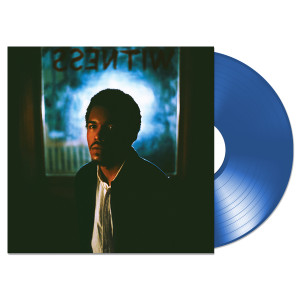 Benjamin Booker - Witness Limited Edition Blue Vinyl LP