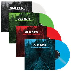 Old 97's Graveyard Whistling Vinyl