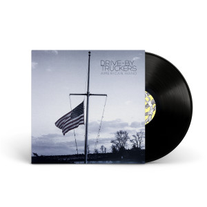 Drive-By Truckers - American Band LP + 7 inch