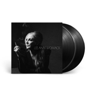 Lee Ann Womack - The Lonely, The Lonesome & The Gone 2xLP Black Vinyl