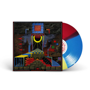 "King Gizzard & The Lizard Wizard – ""Polygondwanaland"" Tri-Color Vinyl"