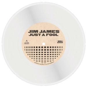 "Jim James - Just A Fool b/w Yaki-Soba 7"" single"