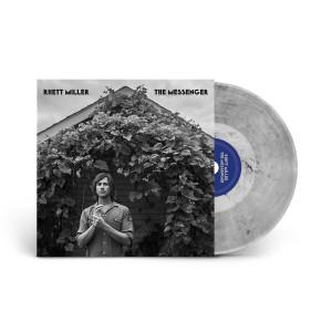 Rhett Miller - The Messenger Black Smoke Colored Vinyl