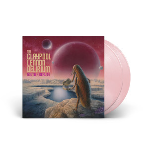 The Claypool Lennon Delirium - South of Reality Light Pink Colored Vinyl
