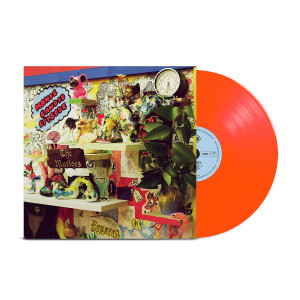 The Murlocs - Manic Candid Episode Neon Orange Colored Vinyl