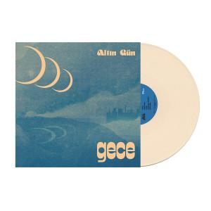 Altin Gün –Gece Limited-Edition Cream Colored Vinyl