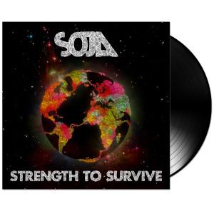 SOJA - Strength to Survive Vinyl