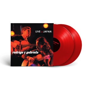 Rodrigo y Gabriela – Live In Japan LP
