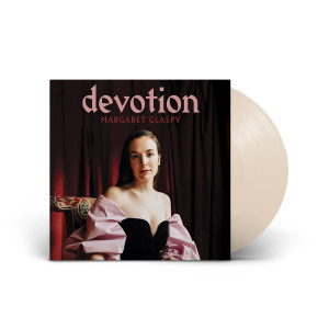 Margaret Glaspy – Devotion (Limited Edition Sandstone Colored Vinyl)