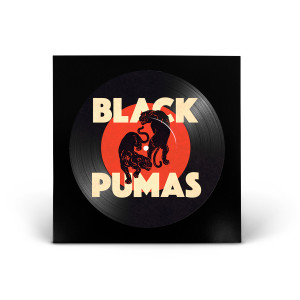 Black Pumas Picture Disc Vinyl