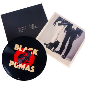 Black Pumas Picture Disc Vinyl